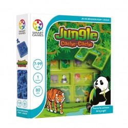 Jungle - Hide & Seek - SMT0009 - Smart - Logic Games - Le Nuage de Charlotte
