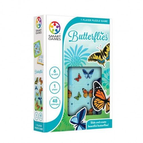 Butterflies - SMT0022 - Smart - Logic Games - Le Nuage de Charlotte