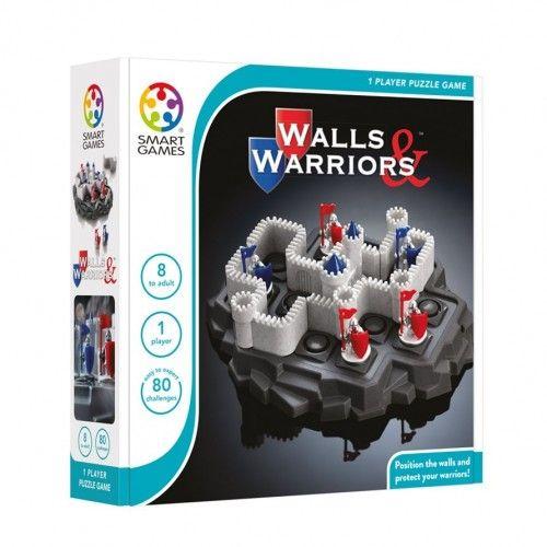 Walls & Warriors - SMT0013 - Smart - Logic Games - Le Nuage de Charlotte