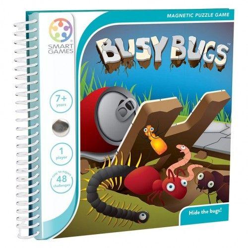 Busy Bugs - SMT-SGT230FR - Smart - Logic Games - Le Nuage de Charlotte