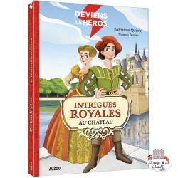 Deviens le héros - Intrigues royales au château - AUZ-9782733879450 - Editions Auzou - Novels - Le Nuage de Charlotte