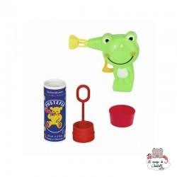 Bubble-Gun - Frog - PUS-869-410a - Pustefix - Bubbles - Le Nuage de Charlotte