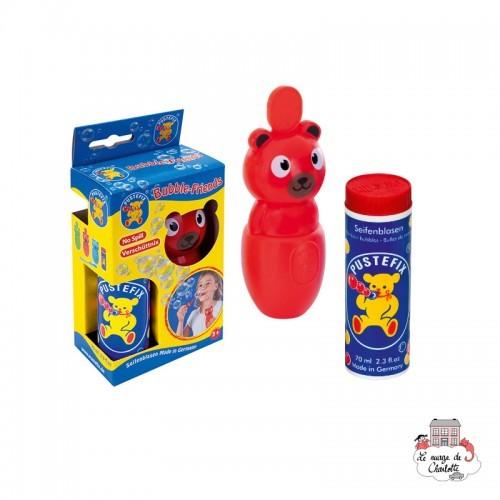 Bubble-Friends - Bear - PUS-869-425a - Pustefix - Bubbles - Le Nuage de Charlotte