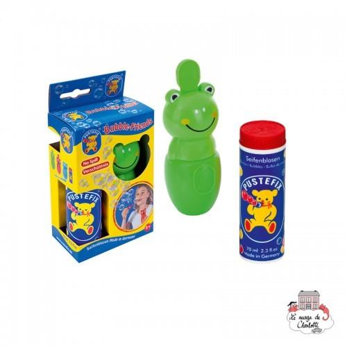 Bubble-Friends - Frog - PUS-869-425b - Pustefix - Bubbles - Le Nuage de Charlotte