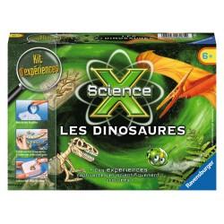 ScienceX Mini - Les dinosaures - RAV-181612 - Ravensburger - Discovery boxes - Le Nuage de Charlotte