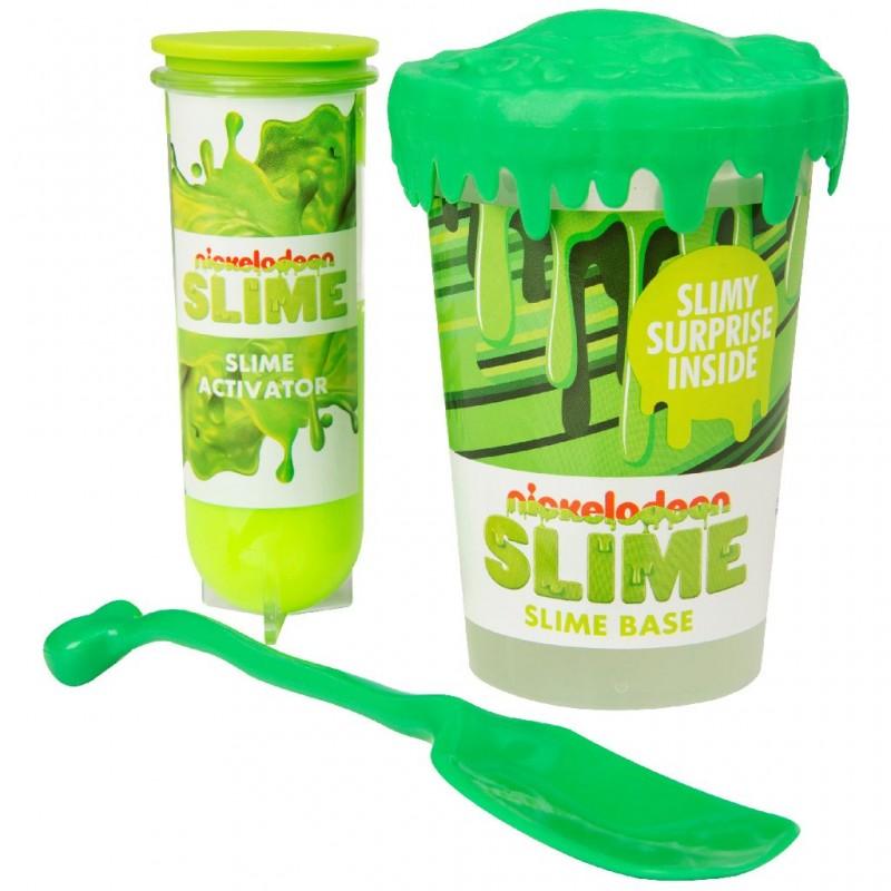 Nickelodeon Slime Make you Own - green - SAM-SLM-3284-1 - Sambro - Sand and Playdough - Le Nuage de Charlotte