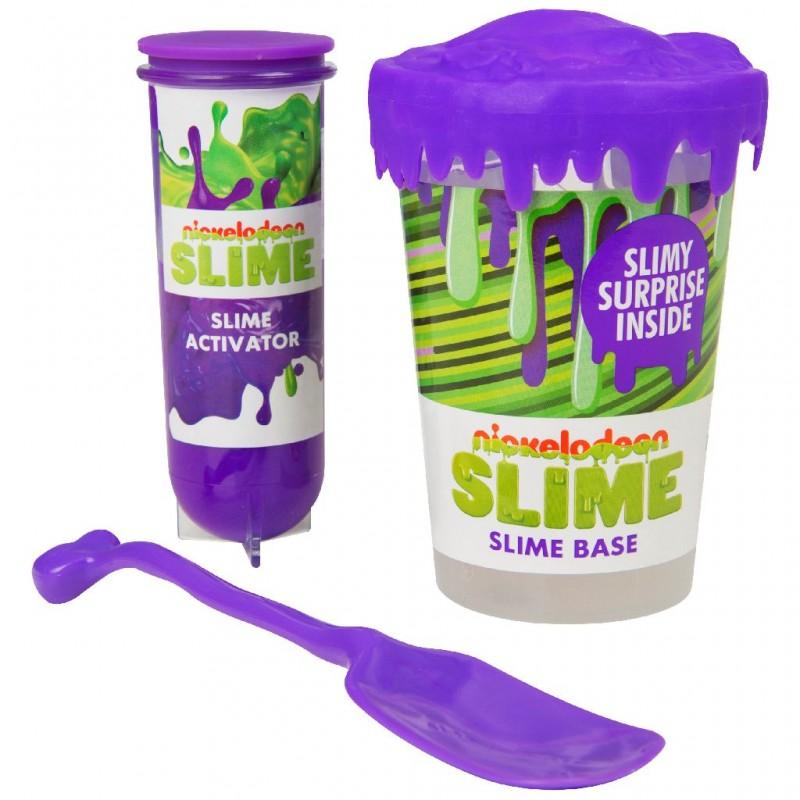 Nickelodeon Slime Make you Own - purple - SAM-SLM-3284-3 - Sambro - Sand and Playdough - Le Nuage de Charlotte