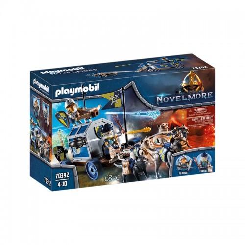 playmobil - Novelmore - Novelmore Treasure Transport - PLA-70392 - Playmobil - Playmobil - Le Nuage de Charlotte