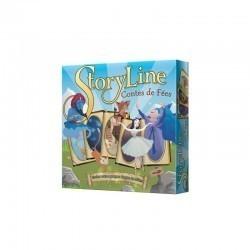 StoryLine - Contes de Fées - PEN-FFGSY01 - Pendragon - Jeux de société - Le Nuage de Charlotte