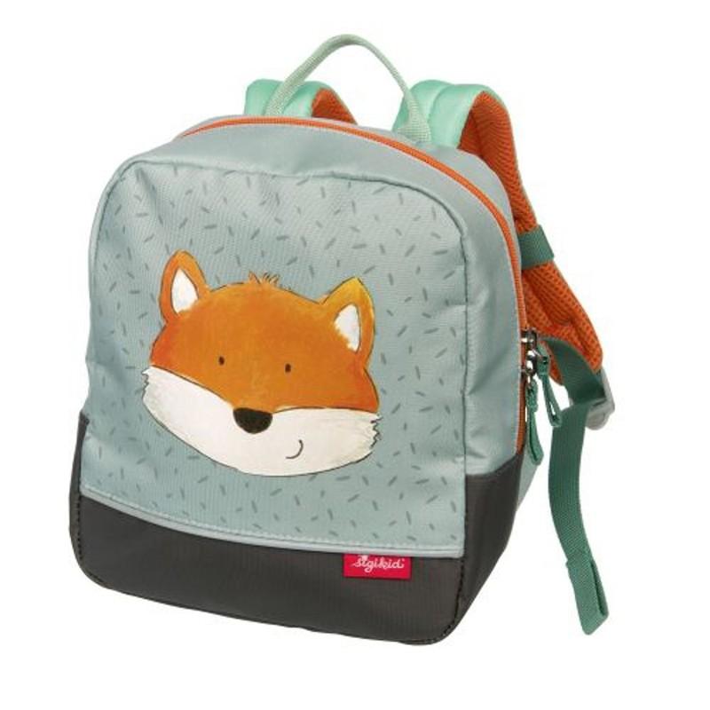 Mini backpack fox for toddlers - SIG-25204 - sigikid - Backpacks - Le Nuage de Charlotte