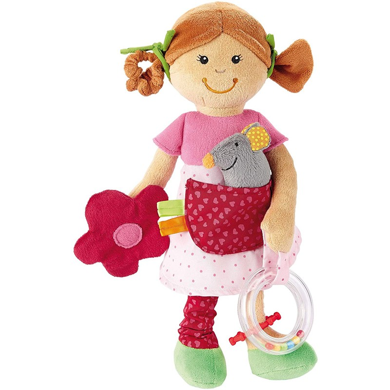 Soft toy and fabric doll - SIG-40882 - sigikid - Activity Toys - Le Nuage de Charlotte