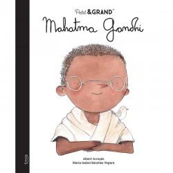 Petit & Grand 4 - Mahatma Gandhi - KIM-9782368089064 - Editions Kimane - Documentaries - Le Nuage de Charlotte