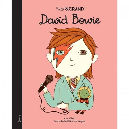 Petit & Grand 3 - David Bowie - KIM-9782368089057 - Editions Kimane - Documentaries - Le Nuage de Charlotte