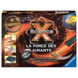 ScienceX Mini - La force des aimants - RAV-187652 - Ravensburger - Discovery boxes - Le Nuage de Charlotte