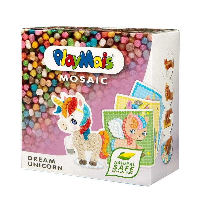 PlayMais MOSAIC Dream Unicorn - PLM-160562 - PlayMais - PlayMais - Le Nuage de Charlotte
