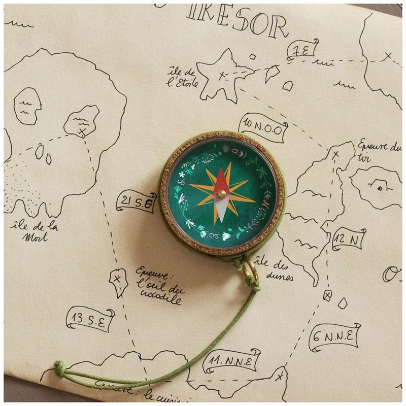 KIT: the great explorers - LAI-EXPLORATEURS - L'atelier Imaginaire - Creative Kits - Le Nuage de Charlotte