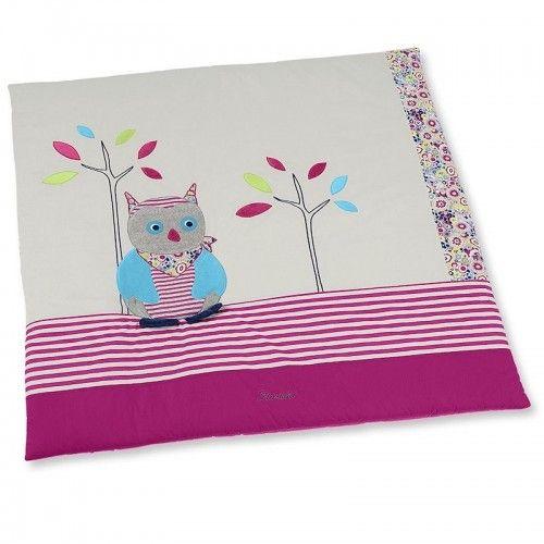 Playmat Emily the owl - STE-9101621 - Sterntaler - Baby Playmat - Le Nuage de Charlotte