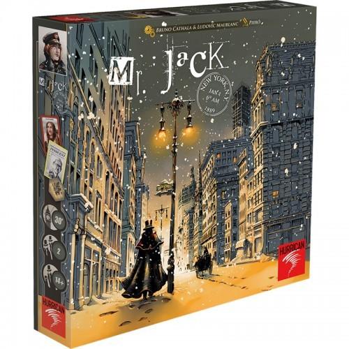 Mr. Jack - New York - Revised Edition - HUR-760032 - Days of Wonder - Board Games - Le Nuage de Charlotte