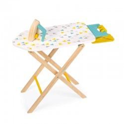 Ironing Board Set - JAN-J06502 - Janod - Kitchen, Household and Dinnerware Set - Le Nuage de Charlotte