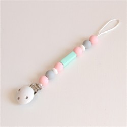 MamiBB Pacifier Clip London - MAM2143 - Mamibb - Soother Chain - Le Nuage de Charlotte
