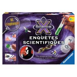 Midi - Enquêtes scientifiques
