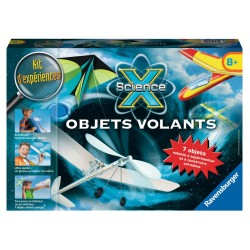 ScienceX Midi - Objets volants - RAV-189304 - Ravensburger - Discovery boxes - Le Nuage de Charlotte