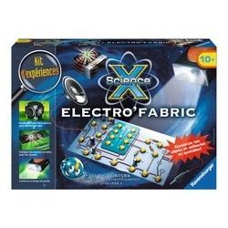 ScienceX Maxi - Electro'Fabric - RAV-188987 - Ravensburger - Discovery boxes - Le Nuage de Charlotte