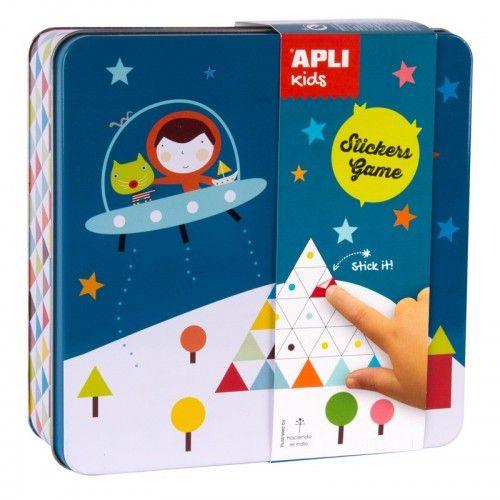 Stickers Game - Interstellar - APL014533 - APLI - Stickers - Le Nuage de Charlotte