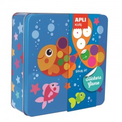 Stickers Game - Fish