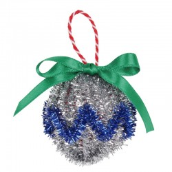 Christmas Craft Kit - Christmas Balls - APL-14349 - APLI - Creative Kits - Le Nuage de Charlotte