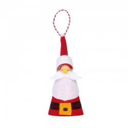 Christmas Craft Kit - Santa Claus - APL-14952 - APLI - Creative Kits - Le Nuage de Charlotte