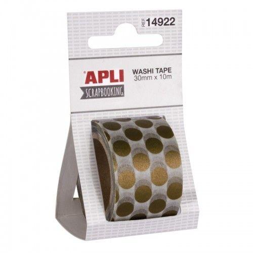 Scrapbooking - Washi Tape - APL014922 - APLI - Scrapbooking - Le Nuage de Charlotte