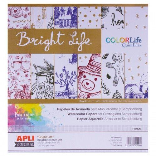 Scrapbooking - Bright Life