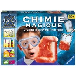 ScienceX Maxi - Chimie Magique - RAV-189779 - Ravensburger - Discovery boxes - Le Nuage de Charlotte