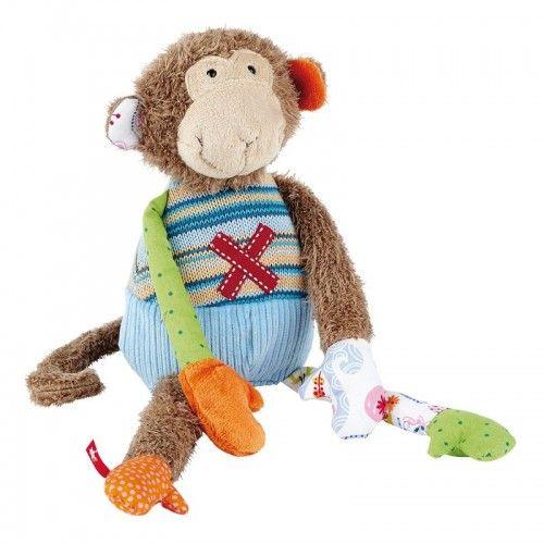 Monkey - SIG-38218 - sigikid - Sweety 'by Sigikid' - Le Nuage de Charlotte