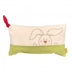 Cushion Rabbit Green - SIG-41797 - sigikid - In the Bedroom - Le Nuage de Charlotte