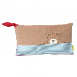 Cushion Bear Green - SIG-41789 - sigikid - In the Bedroom - Le Nuage de Charlotte