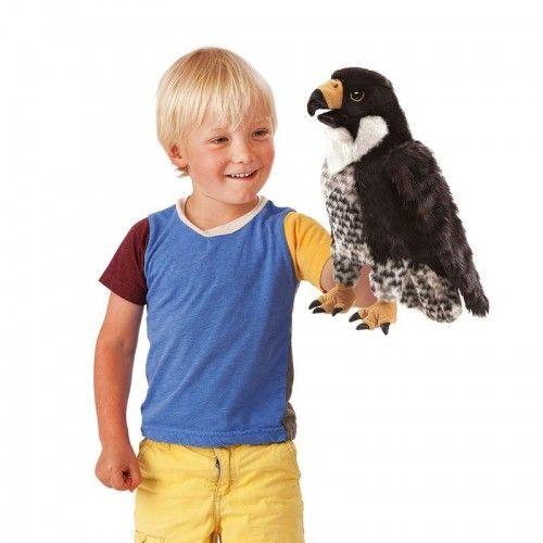 Peregrine Falcon - FLK3055 - Folkmanis - Hand Puppets - Le Nuage de Charlotte