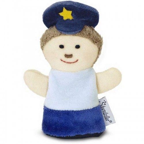 Fingerpuppet Policeman - STE-3611422 - Sterntaler - Fingerpuppets - Le Nuage de Charlotte