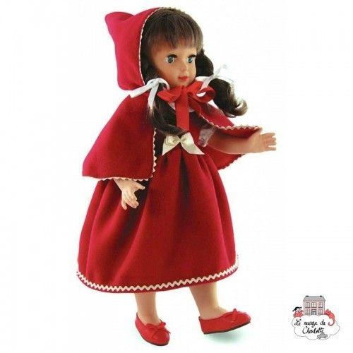 "Francette 40 cm ""Little Red Riding Hood"""