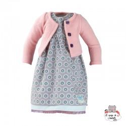 "Dressing ""Mélanie"" 48 cm - PCO-P504805 - Petitcollin - Doll's Accessories - Le Nuage de Charlotte"
