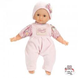 """Ecolo Doll """"Petite Azalée"""" 25 cm - PCO-P632527 - Petitcollin - Poupées - Le Nuage de Charlotte"""