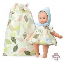 "Ecolo Doll ""Petite feuille"" 25 cm"