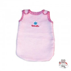 Sleeping Bag for Dolls - PCO-P800120 - Petitcollin - Doll's Accessories - Le Nuage de Charlotte