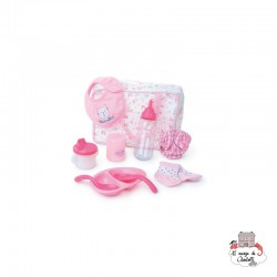 Baby Care Set - PCO-P800175 - Petitcollin - Doll's Accessories - Le Nuage de Charlotte