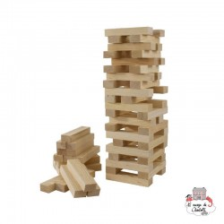 Tumble Tower Wood XXL - OUT-0607195 - Outdoor Play - Outdoor Play - Le Nuage de Charlotte