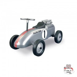 Ride-On Racing Team Brett - RET0706119 - Retro Roller - Ride-on - Le Nuage de Charlotte