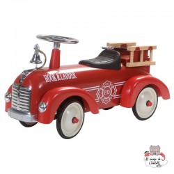 Ride-On Speedster Sam - RET0706114 - Retro Roller - Ride-on - Le Nuage de Charlotte
