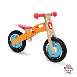 Balance Bike Racing Flies (SMALL)