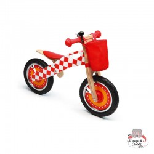 Balance Bike Formula1 (LARGE) - SCR-6181410 - Scratch - Balance Bike - Le Nuage de Charlotte